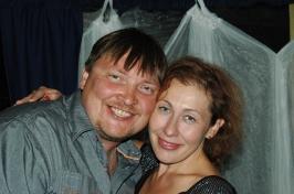 Павел и Мария Носыревы